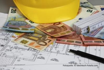 Kostenexplosion bei Bauprojekten