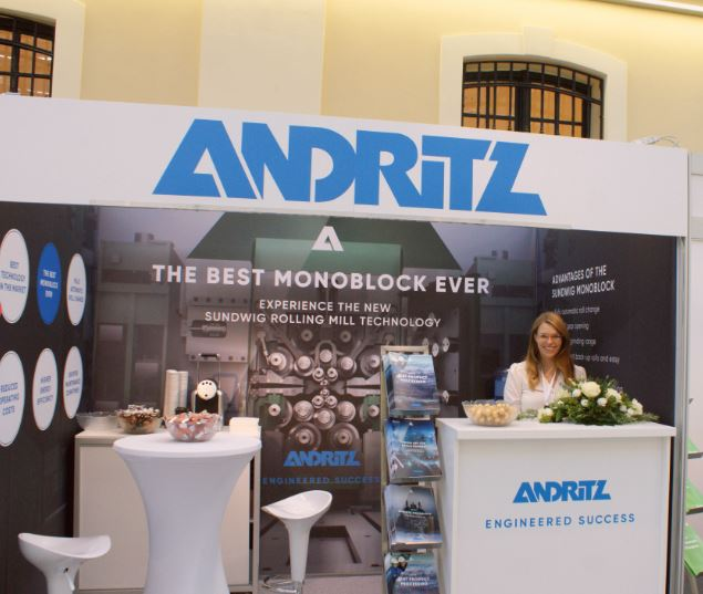 Stand Andritz