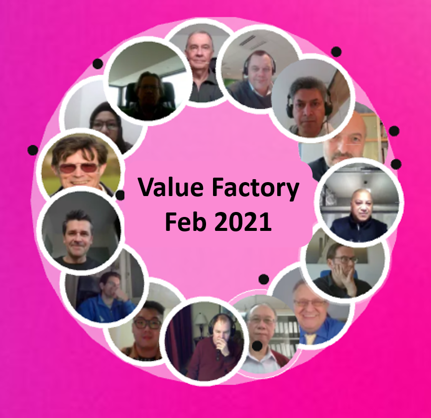 Value Factory Conference